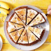 Gezonde worteltaart met Chiquita-banaan