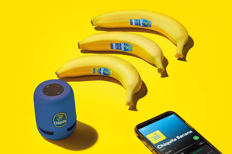 Chiquita and Spotify playlists contest giveaways small