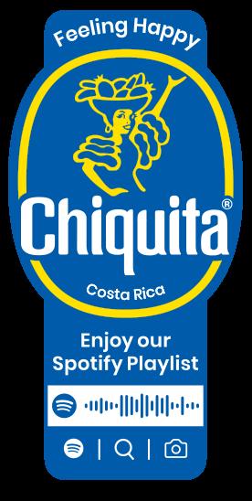 Spotify_Happy_Chiquita_Sticker