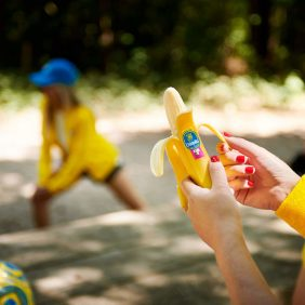 Wat moet je eten voordat je gaat hardlopen? Bananen natuurlijk!