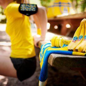 Haal jouw Chiquita fitnessstickers in huis.