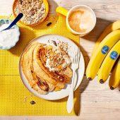 Chiquita-bananenbrood-pannenkoekjes