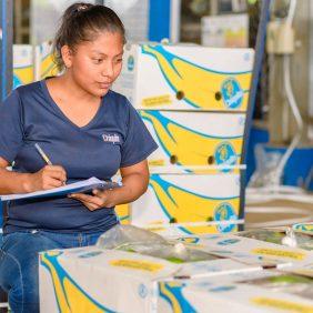 Chiquita zet haar missie voort om de positie van vrouwen over de hele wereld te versterken
