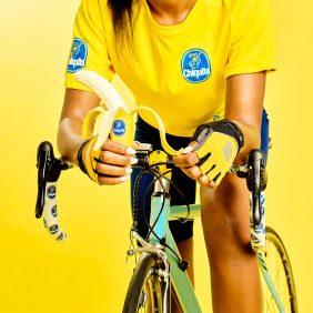 Voordelen van bananen voor fietsers