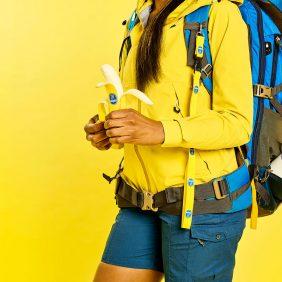 Voordelen van bananen voor wandelaars