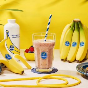 Beste work-out bananen smoothies