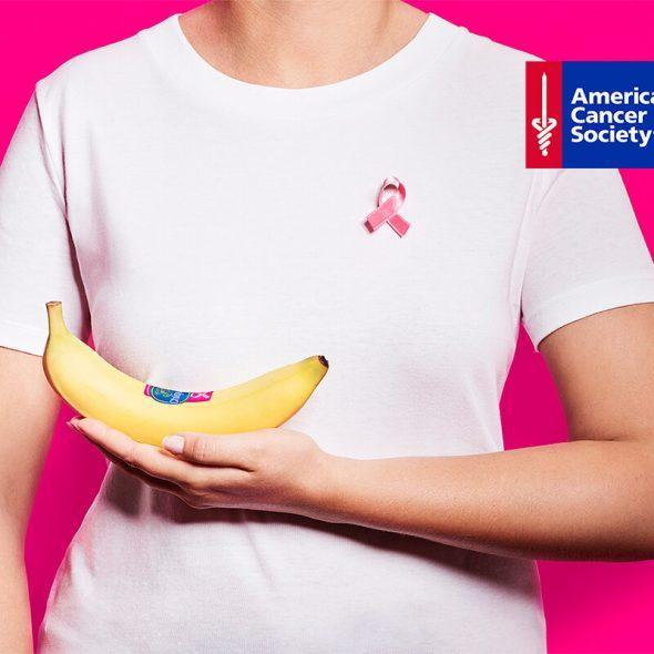 Chiquita Vergroot het Bewustzijn voor Borstkanker Met de Vijfde Jaarlijkse serie Pink Stickers