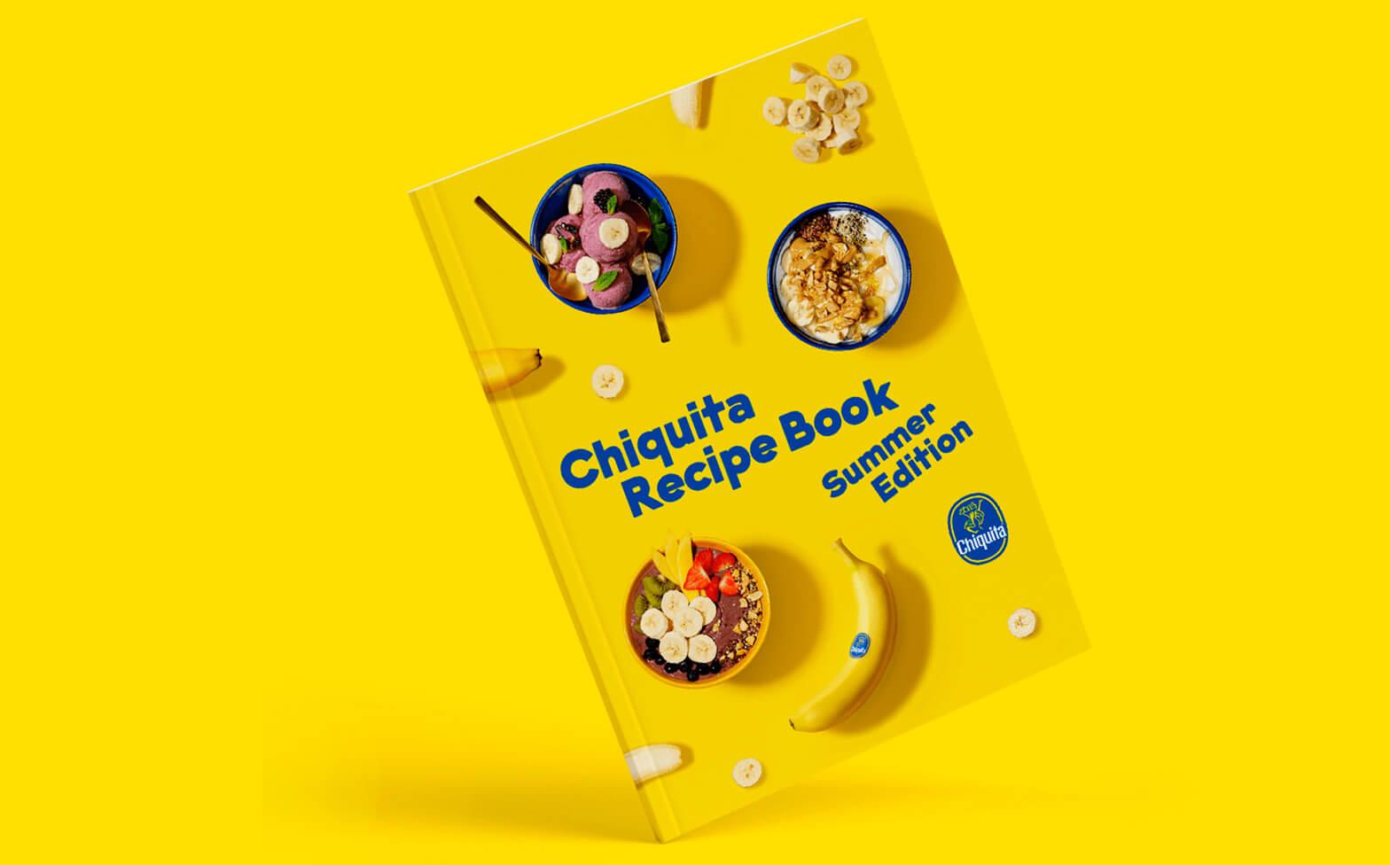 Chiquita summer campaign ebook smoothie EN